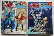 NATHAN NEVER e MARTIN MYSTERE