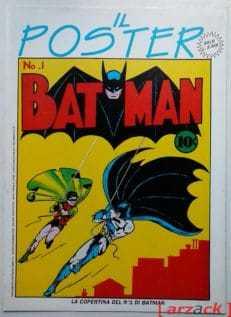 Batman Edigamma