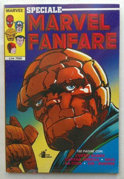 Marvel Fanfare 1