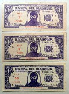 Banca del Diabolik