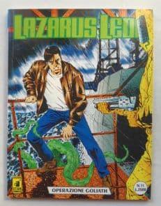 lazarus ledd 11