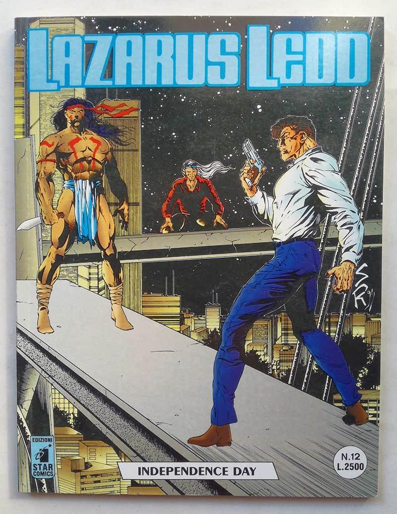 Lazarus Ledd 12