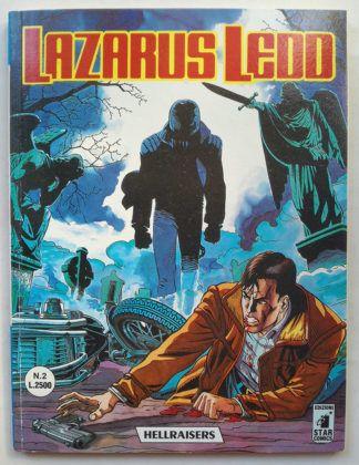 Lazarus Ledd 2