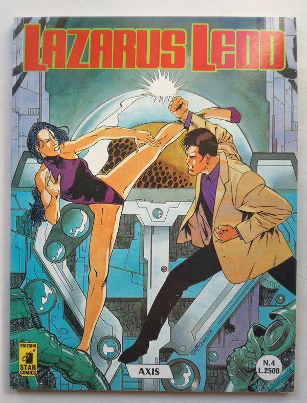 Lazarus Ledd 4