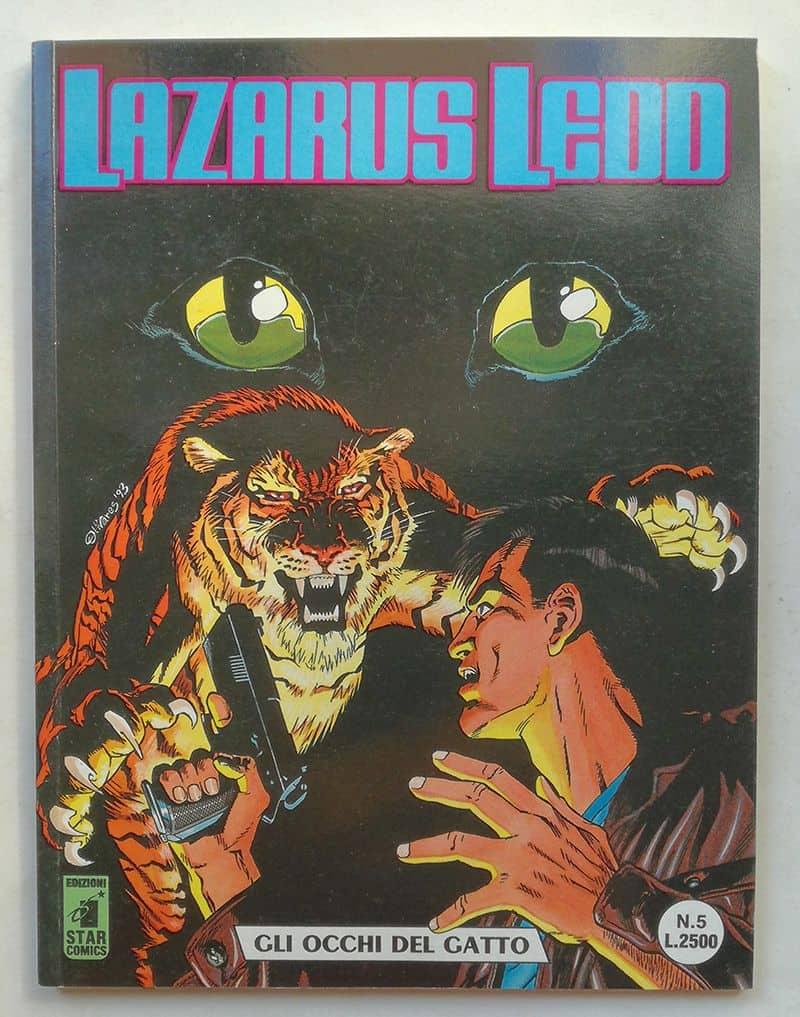 Lazarus Ledd 5