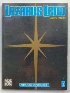Lazarus Ledd Variant Cover