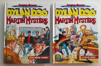 Super book DYLAN DOG e MARTIN MYSTERE