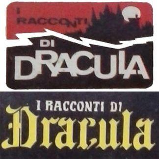 HORROR: I Racconti di Dracula