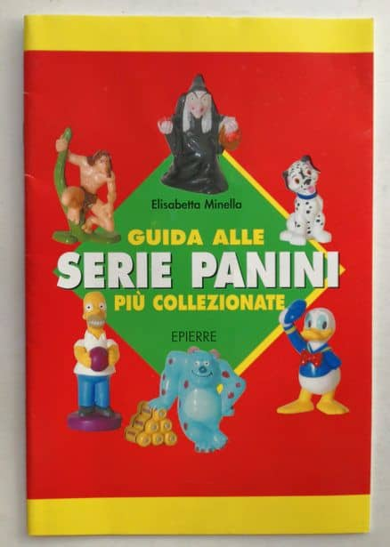 catalogo panini kinder