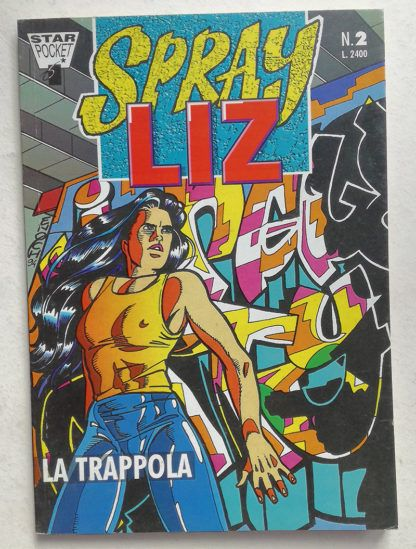 spray liz