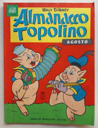almanacco topolino