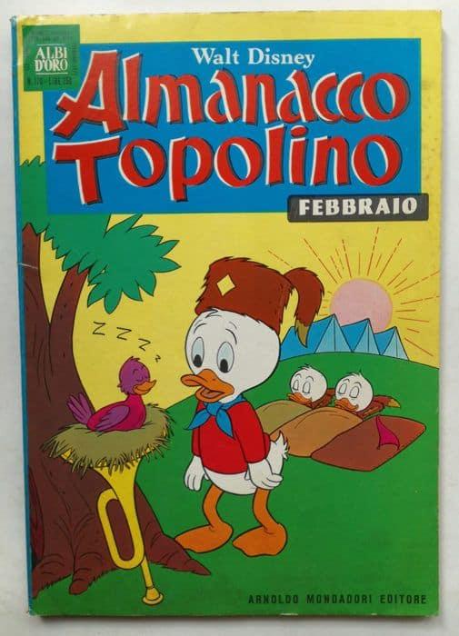 almanacco topolino 170