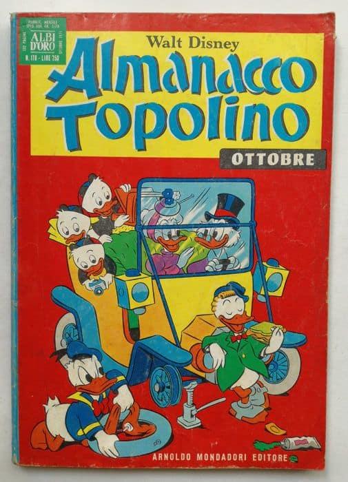 almanacco topolino 178