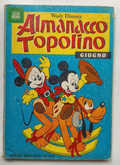 almanacco topolino 186