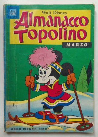 almanacco topolino 195