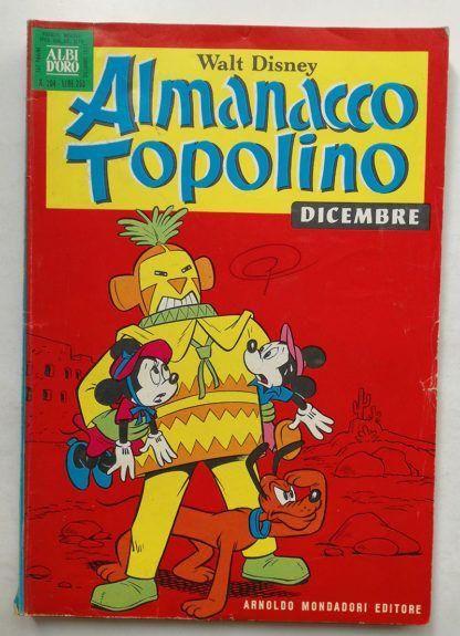 almanacco topolino 204