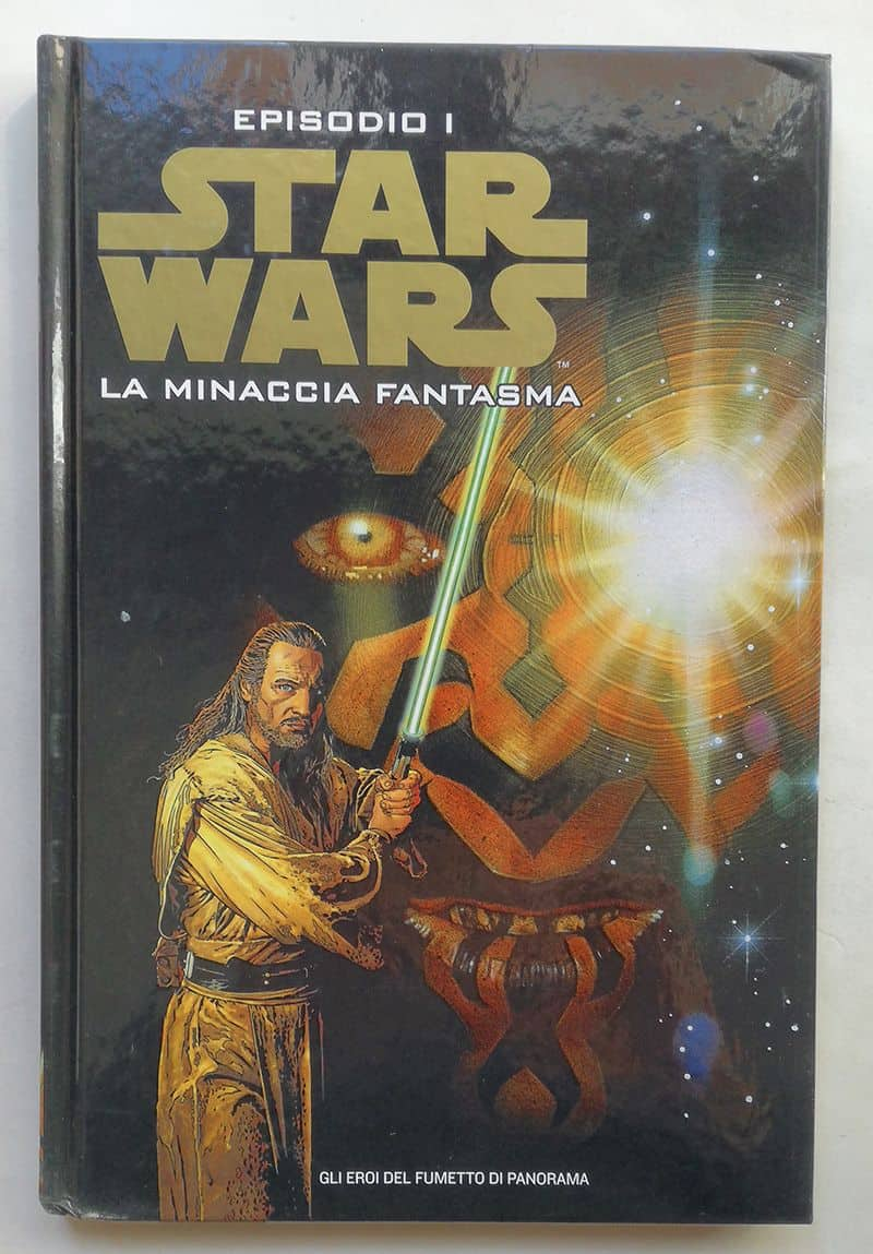 Star wars episodio i la minaccia fantasma gli eroi del - Immagini fantasma a colori ...