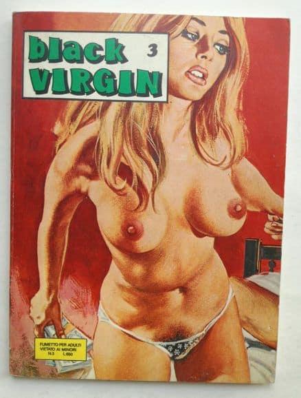 black virgin