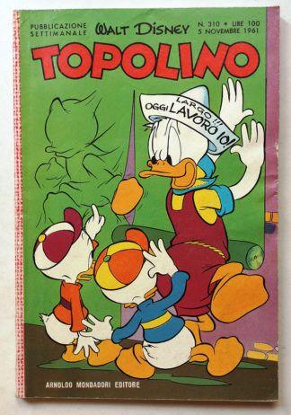Topolino libretto n 310
