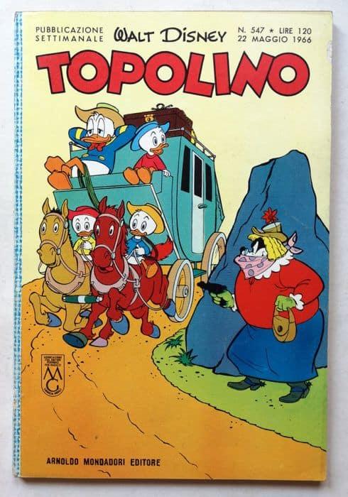 Topolino libretto n 547