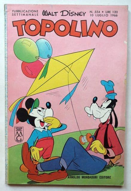 Topolino libretto n 554