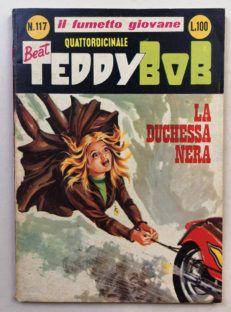 teddy bob 117