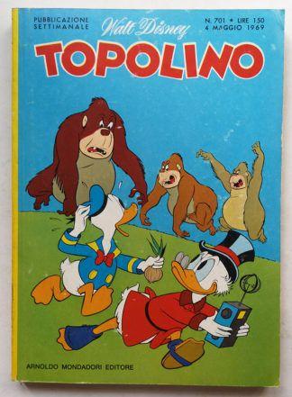topolino libretto n 701