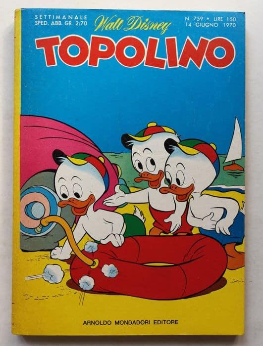 TOPOLINO LIBRETTO n 759