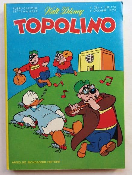 topolino libretto n 784