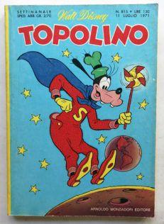 TOPOLINO LIBRETTO n 815