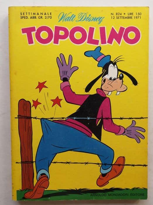 TOPOLINO LIBRETTO n 824