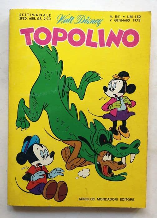 TOPOLINO LIBRETTO n 841
