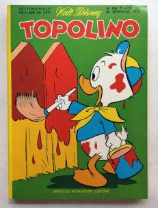 TOPOLINO LIBRETTO n 844