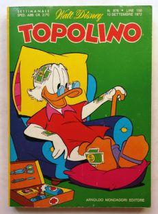 TOPOLINO LIBRETTO n 876