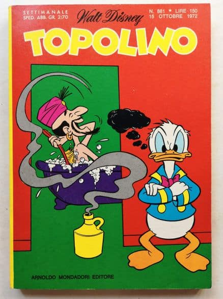 TOPOLINO LIBRETTO n 881