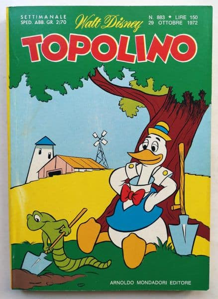 TOPOLINO LIBRETTO n 883