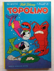 TOPOLINO LIBRETTO n 884