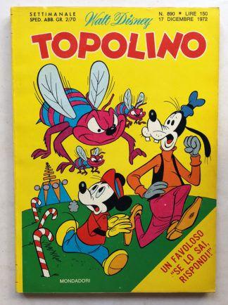 TOPOLINO LIBRETTO n 890