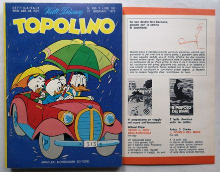 TOPOLINO LIBRETTO n 895
