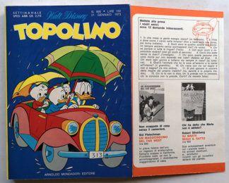 TOPOLINO LIBRETTO n 891