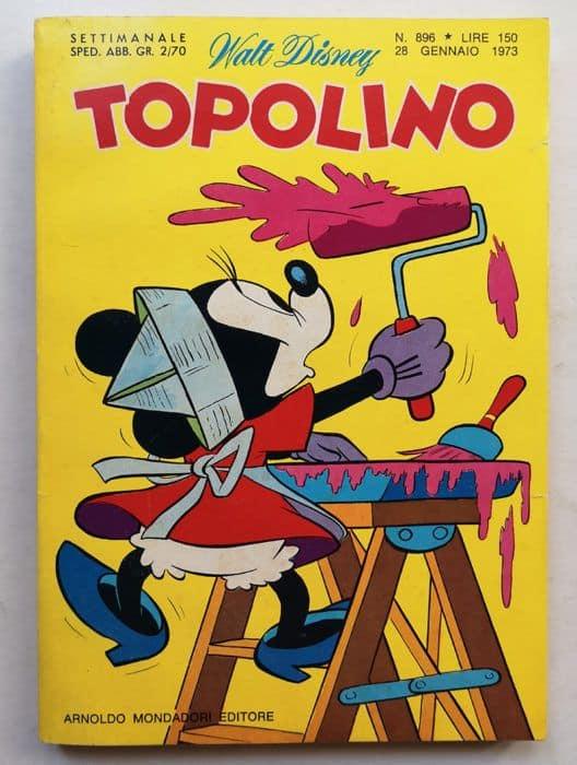 TOPOLINO LIBRETTO n 886
