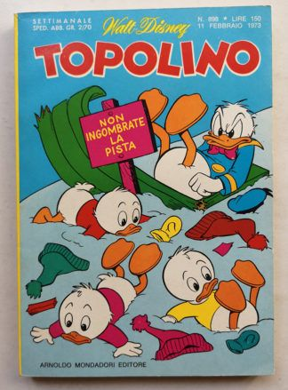 TOPOLINO LIBRETTO n 898