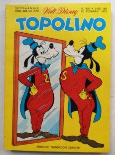TOPOLINO LIBRETTO n 900