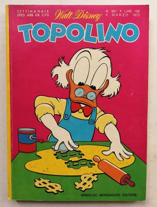 TOPOLINO LIBRETTO n 901