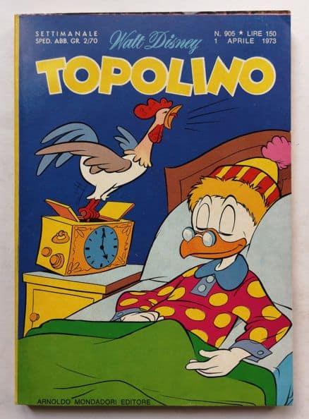 TOPOLINO LIBRETTO n 905