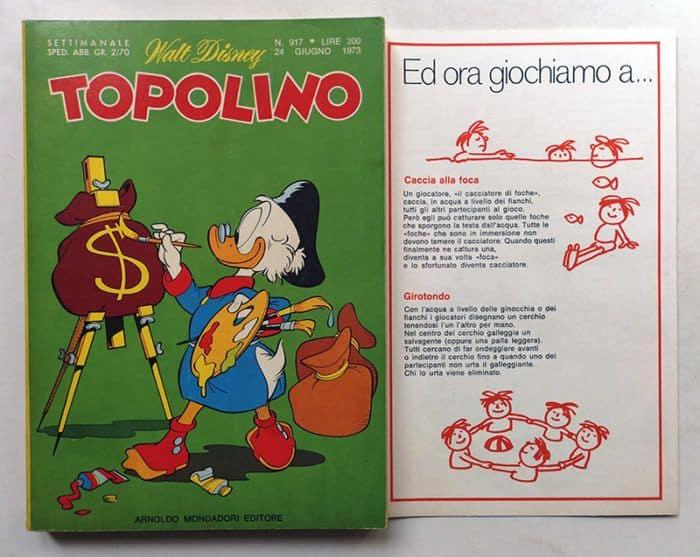 TOPOLINO LIBRETTO n 917