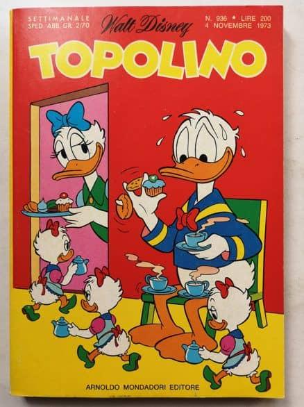 TOPOLINO LIBRETTO n 936