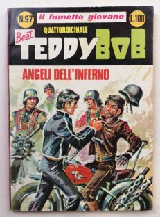 teddy bob 97