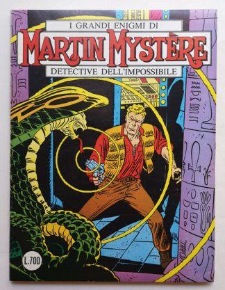 martin mystere