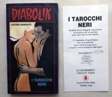 diabolik i tarocchi